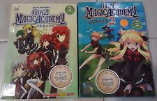 DVD Quiz Magic Academy 2 OVA Anime 2 Boxset