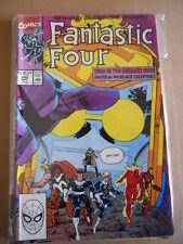 FANTASTIC FOUR n°340 1990 Marvel Comics   [SA26]
