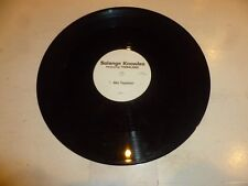 "SOLANGE KNOWLES feat TIMBERLAND - Get Together - 3-track 12"" Single - DJ Promo"