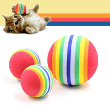 5pc Pet Cat Chew False Mouse Play Leopard Ball Kitten Interactive Training Toy