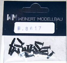 HO Weinert Federpuffer 8617 -86171- (20 Stück)
