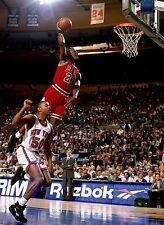 Michael Jordan Photo Print Poster 8.5 by 11 inches High Quality #2