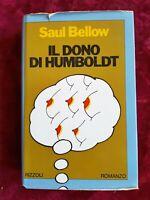 LIBRO BOOK SAUL BELLOW IL DONO DI HUMBOLDT GAT1