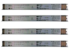 Helvar Electronic Ballasts EL2x70s 220-2240V Powers 2 x 70w T8 Fluorescent Tubes