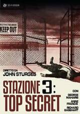 STAZIONE 3 - TOP SECRET  DVD THRILLER