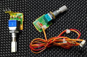 ICOM IC737, IC-737   -  RIT  and M.CH controls