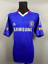 CHELSEA 2010/2011 HOME FOOTBALL SOCCER JERSEY SHIRT ADIDAS ADULT SIZE XL