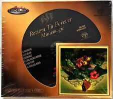 RETURN TO FOREVER MUSICMAGIC SACD AUDIO FIDELITY SEALED