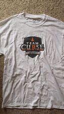 Team Curse Esports T-Shirt Men's Size Large