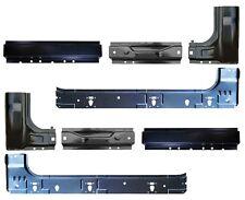 Inner & Outer Rocker Panel & Cab Corner Kit for 99-16 Ford Super Duty Super Cab
