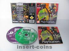 Oddworld Abe`s Exoddus   -   Playstation 1 / PS1 / PSX / Pal / R30