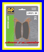 Pastiglie freno anteriori AP RACING OR KTM EXC 125 95>96 1995 1996