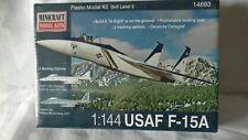 Minicraft 1/144 USAF F-15A #14693 NEW SEALED