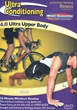 SPINERVALS FITNESS SERIES 4.0 ULTRA UPPER BODY CONDITIONING BIKE CYCLE DVD NEW
