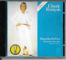 CD COMPIL 10 TITRES--CLAUDE FRANCOIS--MAGNOLIAS FOR EVER