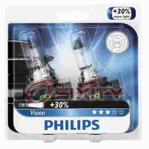 Philips Low Beam Headlight Bulb for GMC Acadia Canyon Sierra 1500 Sierra le