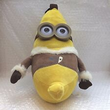 Minions Movie Banana Kevin Soft Toy Plush Official 30 cm Good Condition