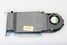 DELL Precision PCIe x16 M.2 NVMe ZOOM 4 Ultra-Speed Drive QUAD Card