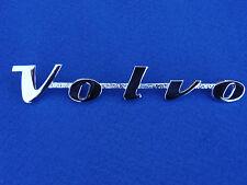 VOLVO PV544 VOLVO SCRIPT BADGE 655841