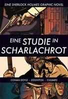 Sherlock Holmes Band 1 - Eine Studie in Scharlachrot (Piredda)