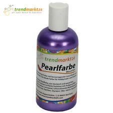 Pearlfarbe Violett metallic 1  Farbe 150ml Tube / Flasche flüssige WP