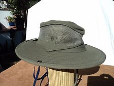 San Diego Hat OCM4507 Olive 100% Cotton Travel Hat (L)