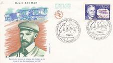 N56 enveloppe 1er jour Henri Farman du 05 06 1971 - 93 Le Bourget