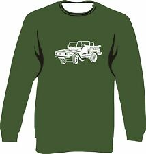 VW-Iltis / Bombardier Sweatshirt mit VW-Iltis / VW-Iltis -Pullover