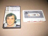 Joan Manuel Serrat Spanish Cassette IN Transit