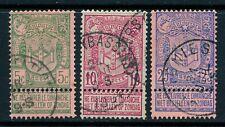 België/Belgique 68-70 (o) COB = 7,50 Euro mw712