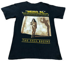 Weird Al Yankovic Distressed Graphic Tee Size Small