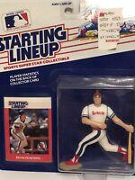 1988 Brian DownIng Starting Lineup figure Card Angels toy MLB california SLU