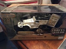 Forces Of Valor U.S. M16 Multiple Gun Motor Carriage 1:32 Scale
