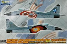 Great Wall hobby s4801 mig-29 9-12 late Type fuerza aérea jg73 1:48