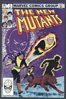 New Mutants #1 Near Mint 1st Appearance of Karma 1st Team Marvel Comics 1983 SA