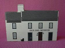 Old Jail Museum Warrenton VA Cats Meow 1991 Built 1808 Downtown