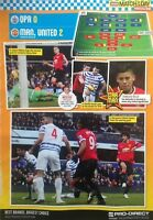 MOTD Match Of The Day football magazine picture poster Manchester Utd - VARIOUS