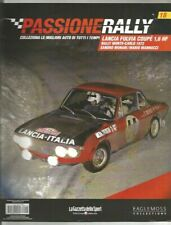 CATALOGO/BOOKLET-PASSIONE RALLY-N.17-LANCIA FULVIA COUPE' 1,6 HF-RALLY MONTE-CAR