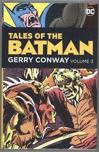 Tales Of The Batman Gerry Conway Vol 3 HC DC 2019 NM Detective Comics 515 - 526