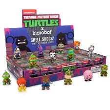 kidrobot Teenage Mutant Ninja Turtles Shell Shock! Keychains - Sealed Case of 24