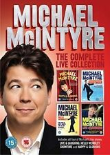 Michael McIntyre The Complete Live Collection - DVD Region 2