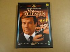 SPECIAL EDITION DVD BOX / JAMES BOND 007 - THE MAN WITH THE GOLDEN GUN