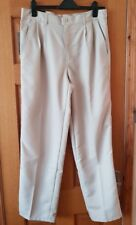 Mens Trousers - Dunlop Size 34R  BNWT