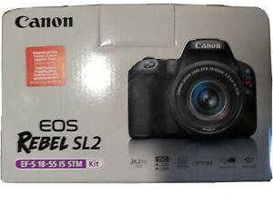 Canon sl2 camera