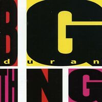 Duran Duran - Big Thing [New CD] UK - Import