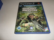 PLAYSTATION 2 PS 2 Tom Clancy 's Ghost Recon Jungle Storm (3)