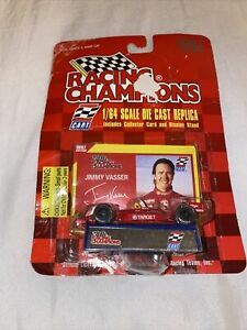 Racing Champions 1/64 Scale Jimmy Vasser Target W/Collector Card & Stand Vintage