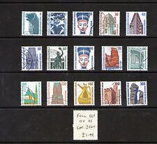 Berlin Used German & Colonies Stamps
