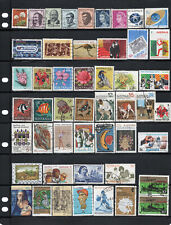 Australian stamp collection. 49 stamps.Free postage Australia. A6