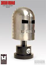 Iron Man Tony Stark Silver Version Helm 1:1 Marvel Museum Replicas Sideshow